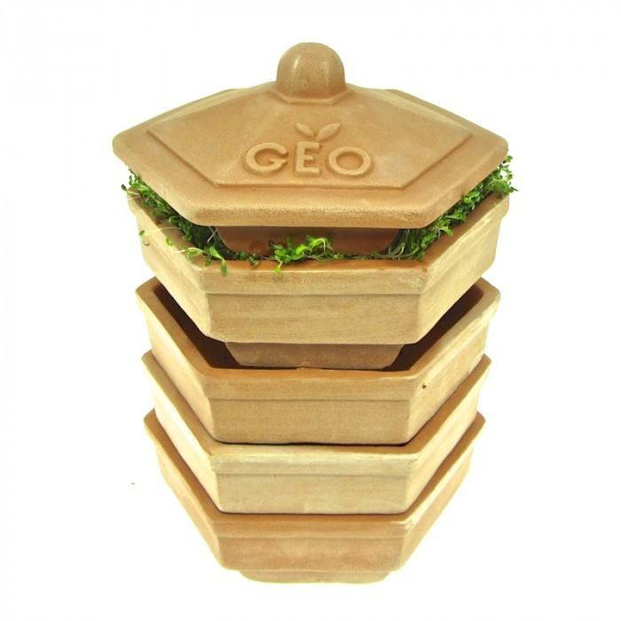 Spirebakke i ler : terrakotta :terracotta FRISKE SPIRER