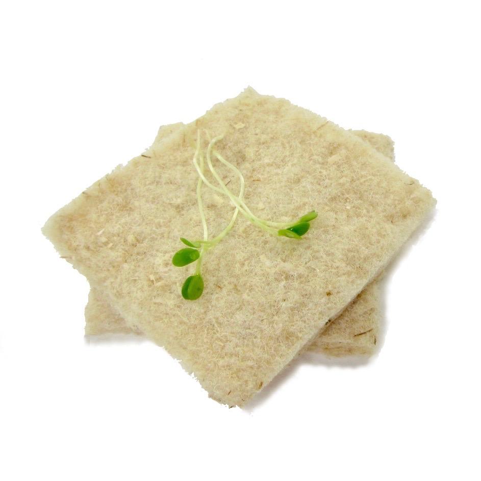 Hampmåtte til gelspirer og mikrogrønt